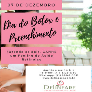 Facebook Delineare - Dia do Botox